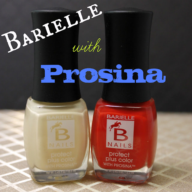 barielle prosina, barielle, nail polish, spring 2016, nail treatment