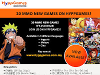 20 MMO New Games On HyppGames!