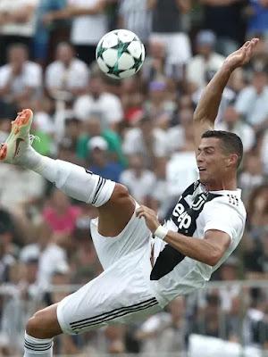 Cristiano Ronaldo Jengkel dengan Pemberitaan di Spanyol