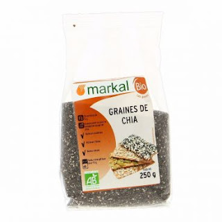 Graines de chia bio Markal