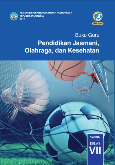 Buku Teks Pelajaran PJOK Kurikulum 2013 Revisi 2017