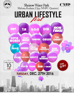 BHP PRESENTS Urban Lifestyle Fest 2016 IN PARTNERSHIP WITH CROC CITY MARKET PLACE