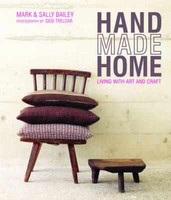 image book handmade home mark bailey sally bailey living with art and craft