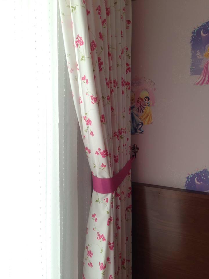 Rèm vải Hàn Quốc