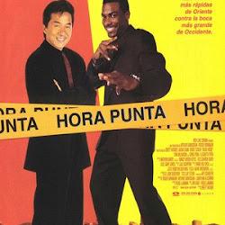 Poster Rush Hour 1998