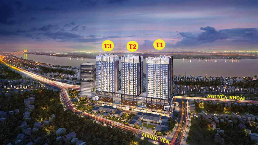 Chung cư Sun Group Lương Yên