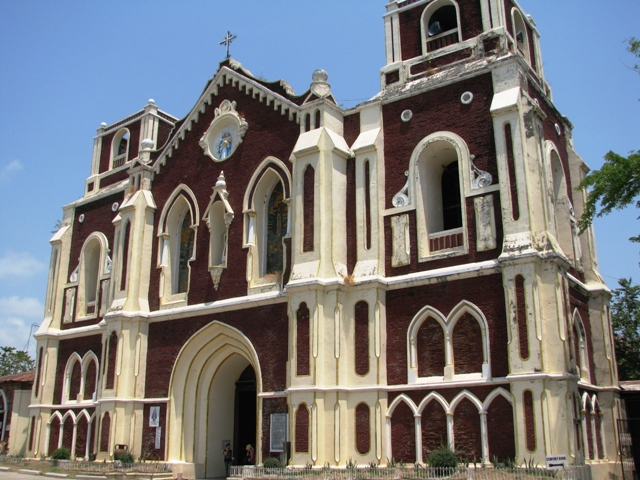 Bantay Church or the Shrine of Our Lady of Charity St. Augustine Church in Bantay, Ilocos Sur