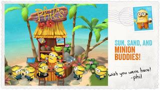 Download Minions Paradise Mod Apk