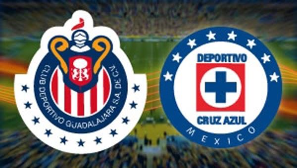 Chivas vs Cruz Azul en Vivo
