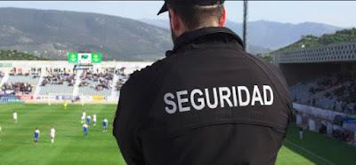 Seguridad en Eventos Deportivos