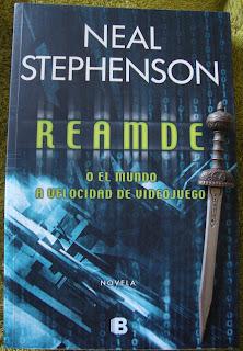 Portada del libro Reamde, de Neal Stephenson