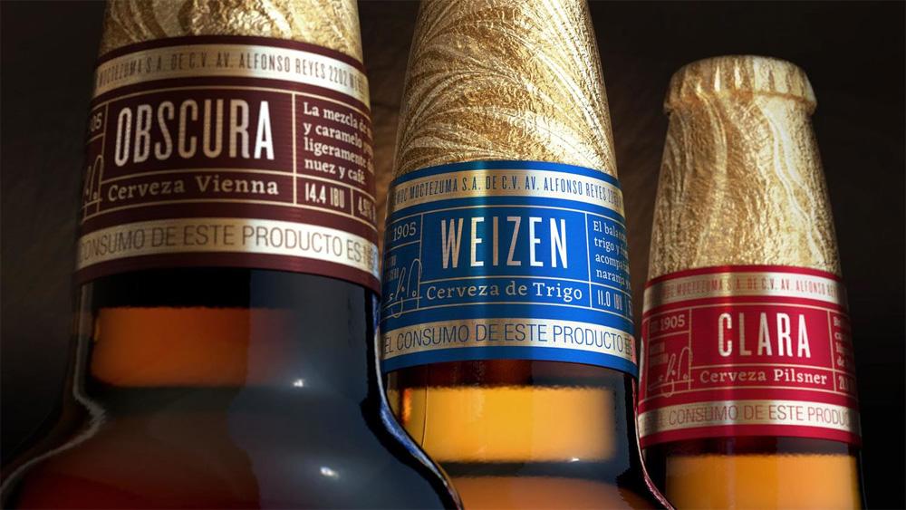 KitschMacu: Cerveza Bohemia: Nueva imagen