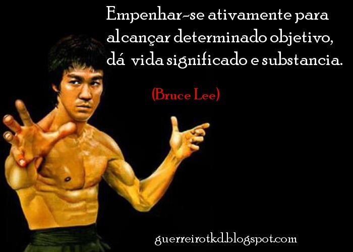 Napoleon Hill Quotes Wallpaper Guerreiro Taekwondo Frase Bruce Lee