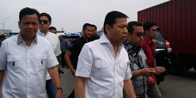 Tak Penuhi Pemeriksaan KPK, Kuasa Hukum Sebut Setnov Setara dengan Presiden