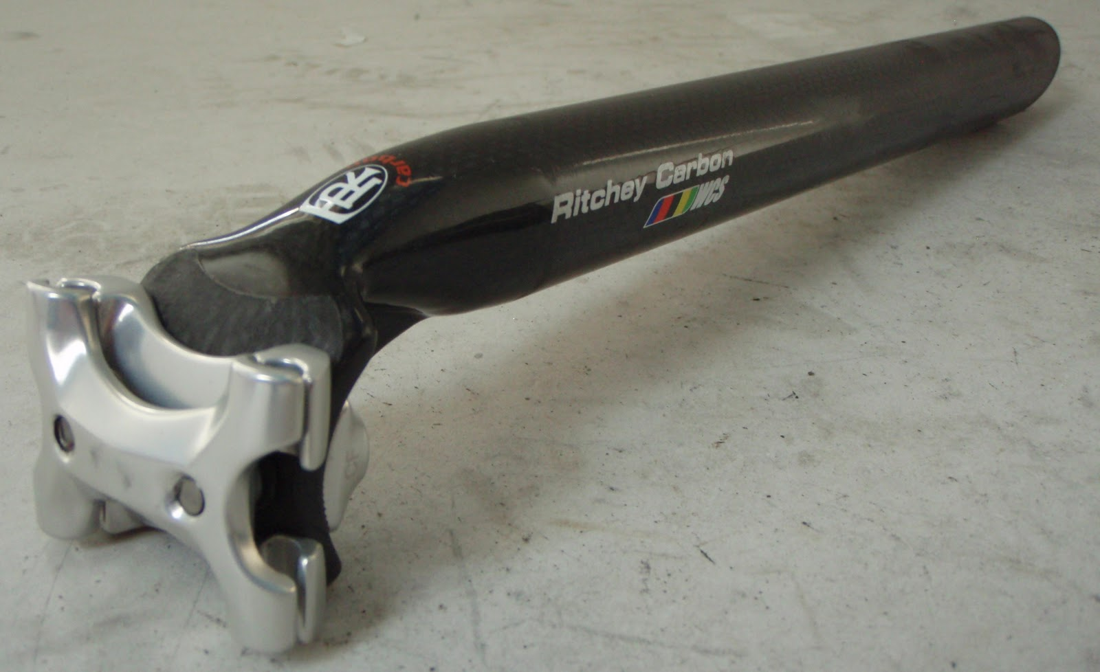 Frame And Wheel Selling Services Ritchey Carbon Wcs Seat