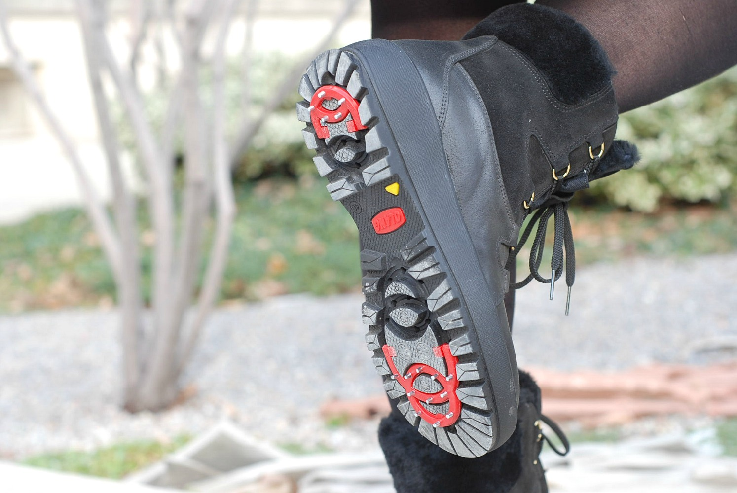 Olang Boots Grips Cleats