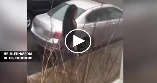 Video: Mengejutkan apabila awek ini membuat sesuatu yang diluar batasan