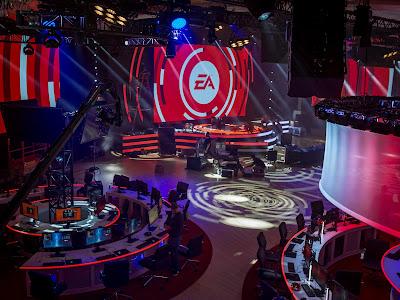 EA Play etkinlik yeri