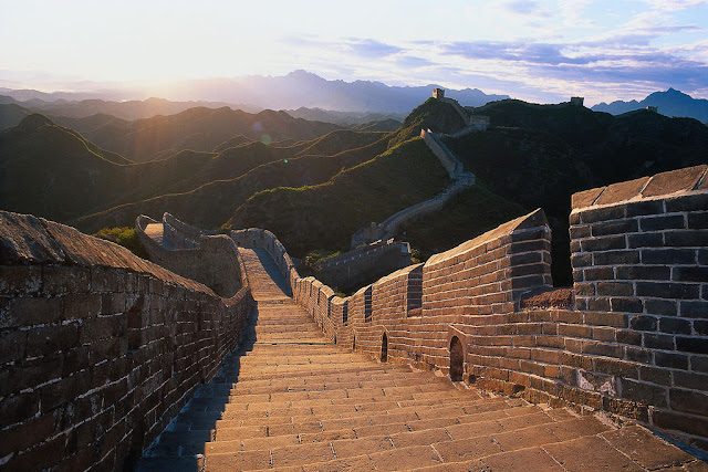 5 amazing facts about the great wall of china