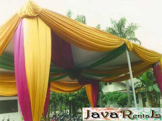 Sewa Tenda Semi Dekor - Rental Tenda Semi Dekor Event