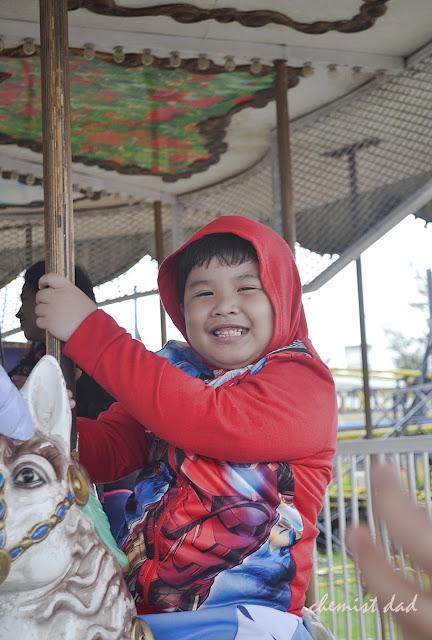 Tagaytay Sky Ranch, Sky Ranch, Tagaytay, Grand Carousel