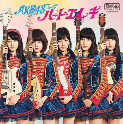 AKB48  – Kimi Dake ni Chu! Chu! Chu!