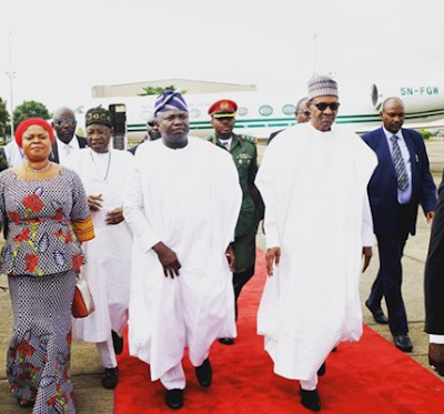 Parish priest condemns President Buhari's trip to Lagos, says it's holy Thursday