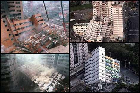 Hasil gambar untuk Tips Menyelamatkan Diri Saat Terjadi Gempa di Gedung Tinggi