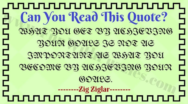 Brain Teaser: Can you read this?