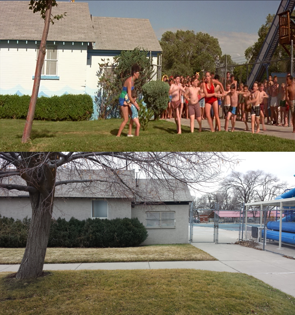 Then Now Movie Locations The Sandlot