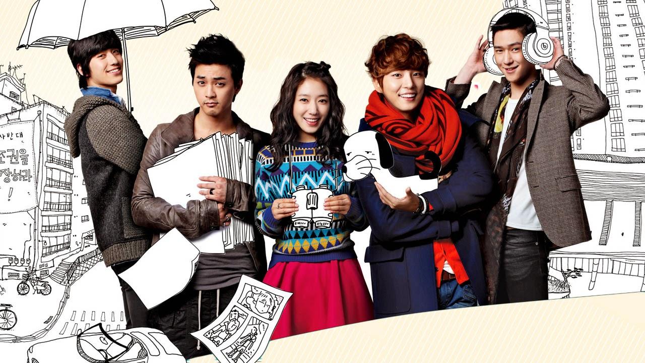 Romantic comedies 2013 korean drama