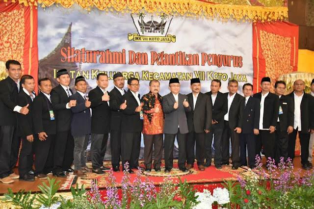 Perantau Padangpariaman Minta Ali Mukhni Maju Gubernur Sumbar