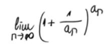 35. Límite de una sucesión (número e) 12