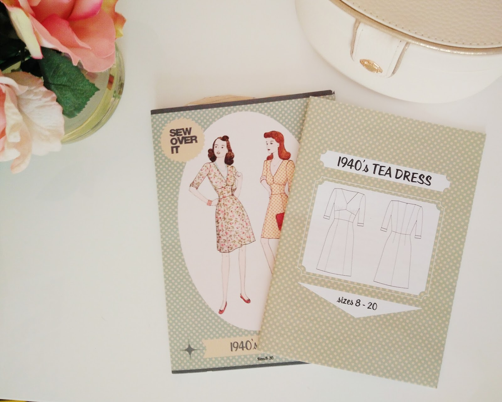 Sew Over It Afternoon Tea Dress