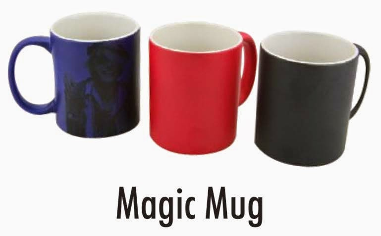 Magic Mug Kado Unik, Murah dan Romantis Buat Orang Tersayang