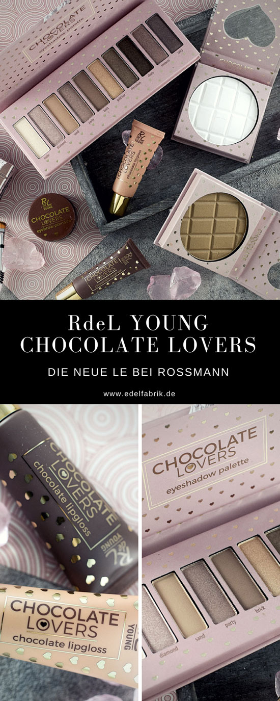 RdeL young Chocolate Lovers Limited Edition, Review, Swatches