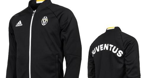 Jual Online Jersey Kaos Baju Bola Grade Ori 2017 2018 Jaket Sweater Polo  Hoodie Waterproof  Jual Jaket GO Juventus Black 2016-2017 - New Anthem Black c33315f941