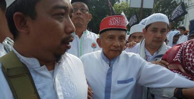 Mantan Ketua MPR Ini Imbau Umat Islam Hadiri Reuni Akbar Alumni 212