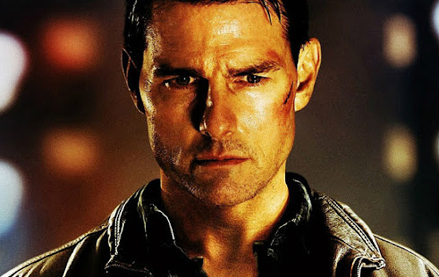 Jack Reacher haciendo de Tom Cruise, o al revés