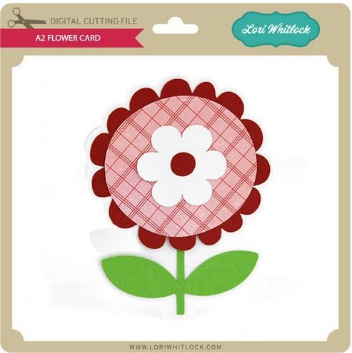 Free Silhouette Studio Flower Cut File Lori Whitlock Silhouette CAMEO