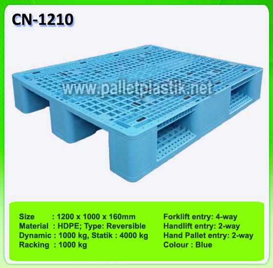Pallet Plastik Medium Duty