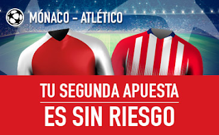 sportium Promocion champions Monaco vs Atletico 18 septiembre