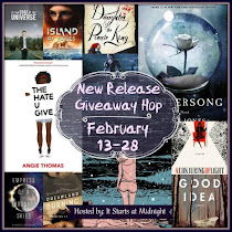 February New Release Giveaway