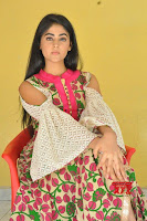 Palak Lalwani looks beuatiful in pink White Anarkali Dress From Juvva Movie Promotions ~  Exclusive Galleries 026.jpg