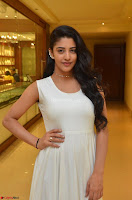 Daksha Nagarkar Cute Beauty in Sleeveless White Dress at Khwaaish Exhibition Launch 2017 ~  Exclusive 031.JPG