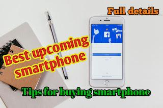 Best upcoming smartphone 2019