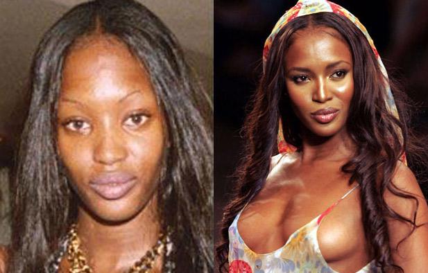 Azelia For Fashion Blog: Celebrities without Makeup