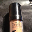 Make Up Forever HD foundation & Hello Flawless Oxygen Wow Review & Swatches