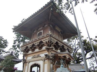 万福寺摩尼輪堂