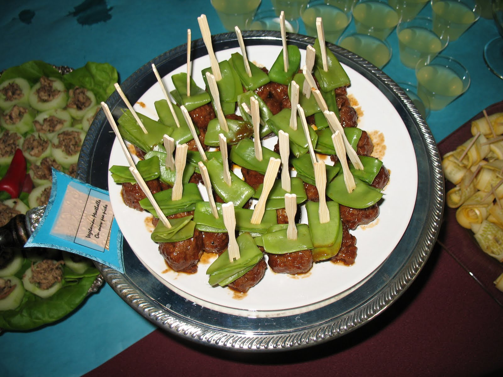 vegetarian appetizers for parties  how to choose the